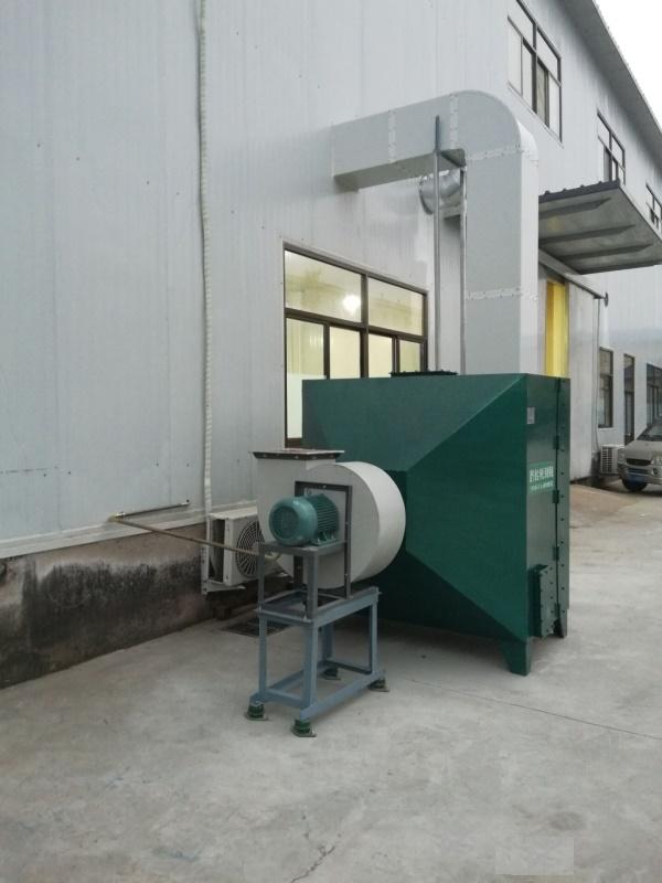 济南中药厂废气异味回收方案