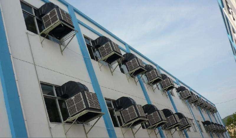 广绿厂房降温设备有什么优势