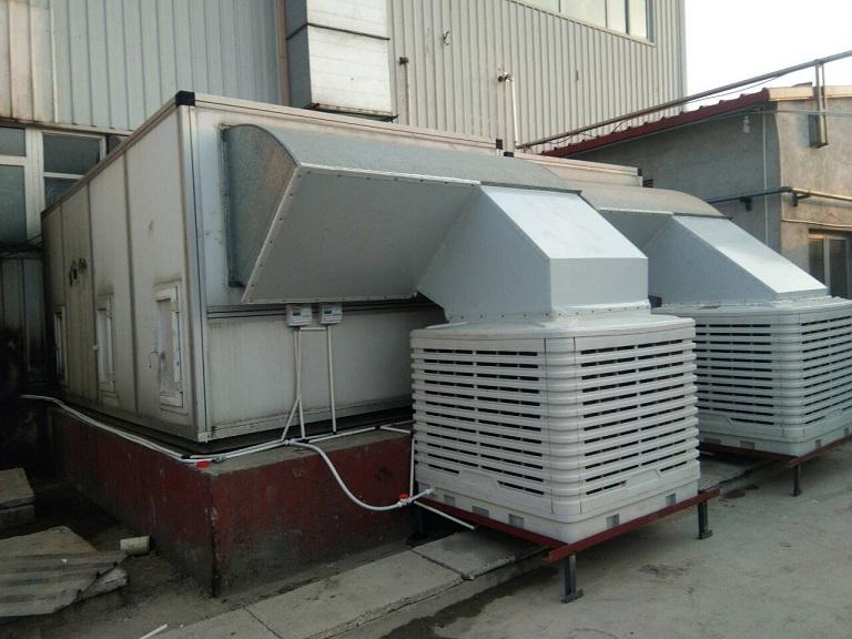 安徽复膜胶车间通风降温除异味方法