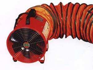 广绿环保通风设备公司分析选择排尘冷风机因素