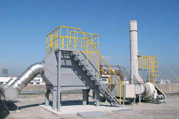 为什么化工厂废气处理设备需要改造
