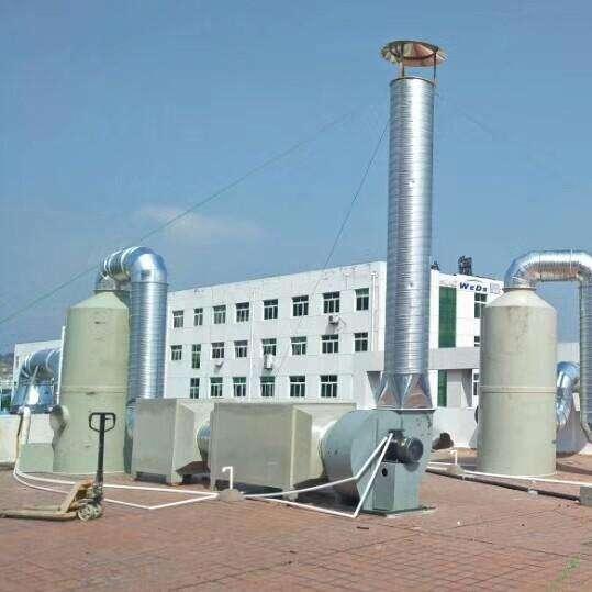 浅谈工业废气处理的重要性