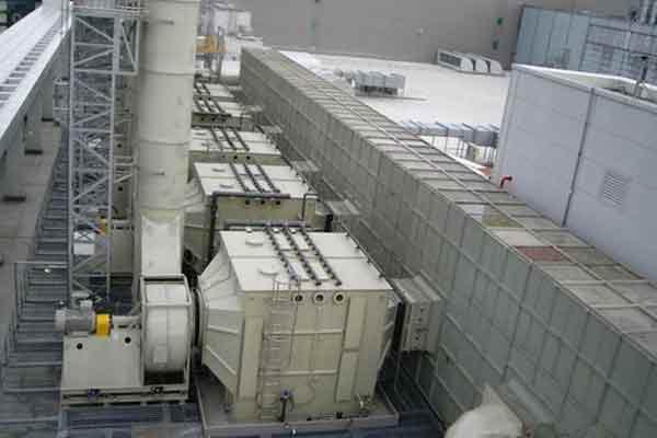 废气处理设备应用解决工厂工业废气问题的主要方法