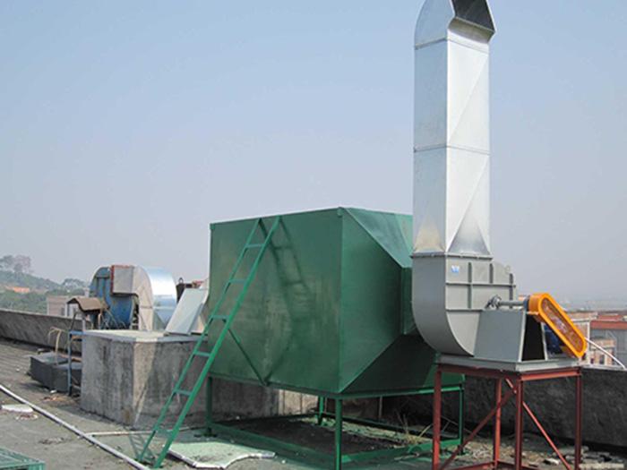 工业废气处理解决方案