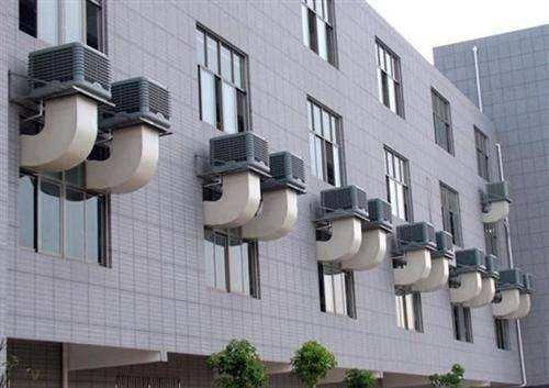 浙江钢结构机械厂厂房降温效果明显