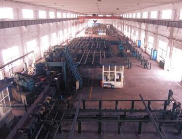 广州一热处理厂负压通风降温系统升级改造案例
