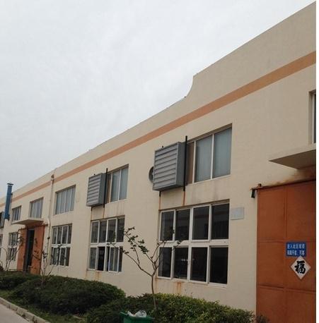 东莞橡胶厂硫化车间厂房降温案例