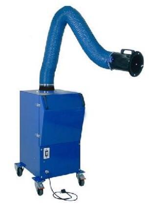 GL-Z1500移动式焊接烟尘净化设备