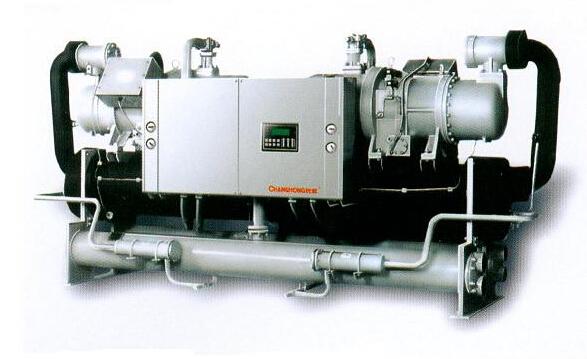 水源热泵原理