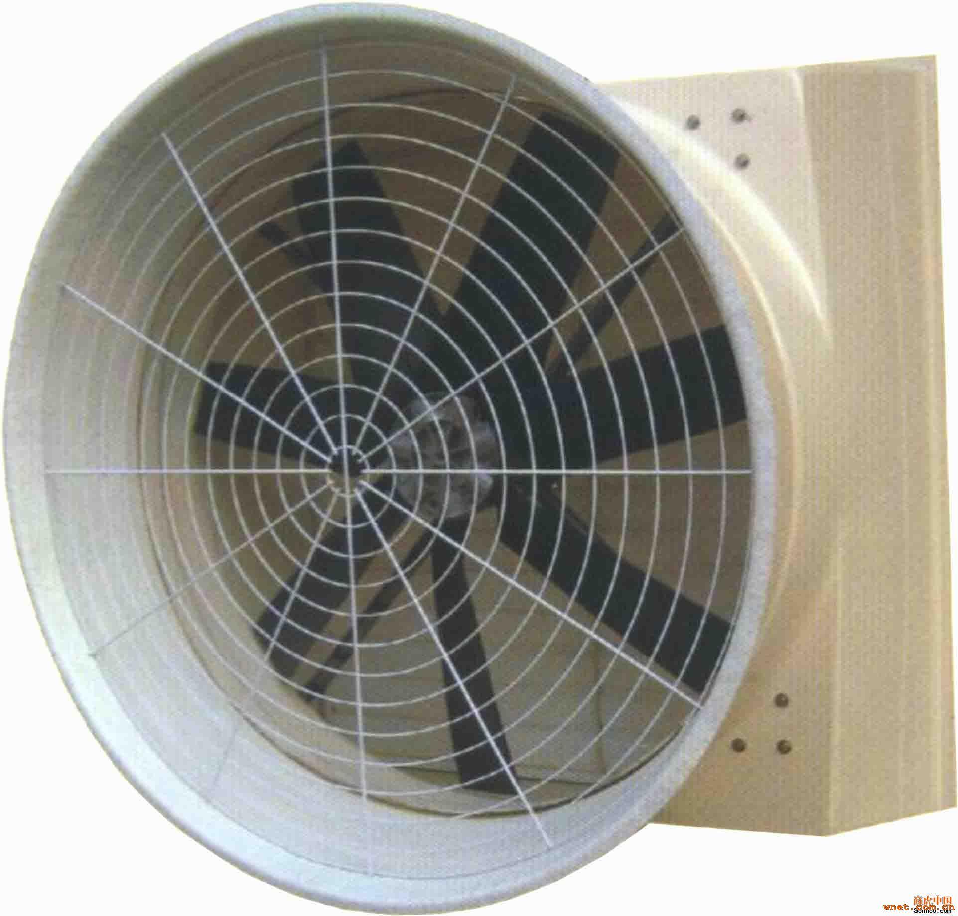 风机湿帘通风降温系统