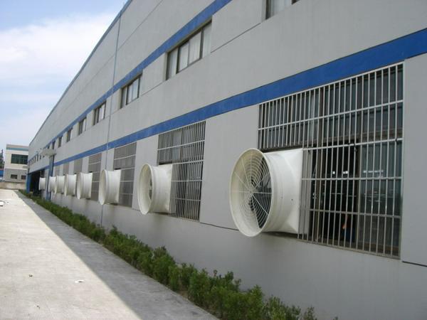 食品厂降温设备