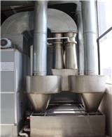 北京汽车厂废气处理工程案例