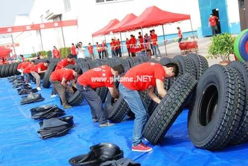 橡胶轮胎行业常见的合理的废气处理解决方案
