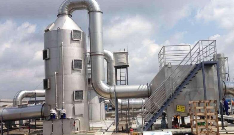 废气处理设备怎么选择?废气处理设备工作方法