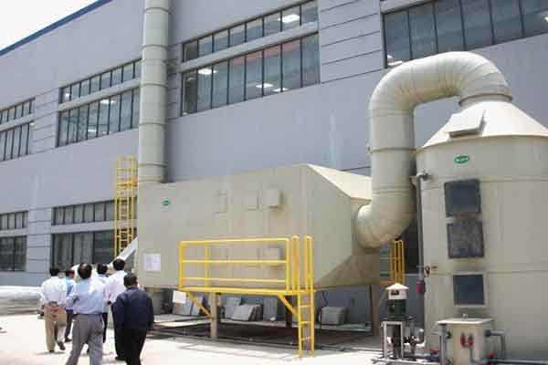 印刷厂有机废气处理用哪种处理技术好
