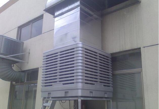 广绿环保车间降温方案