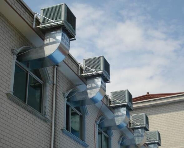 水冷风机的原理是什么