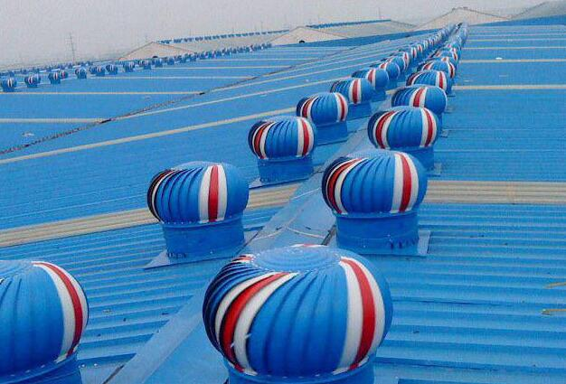 钢结构厂房通风降温设备选择和方案措施