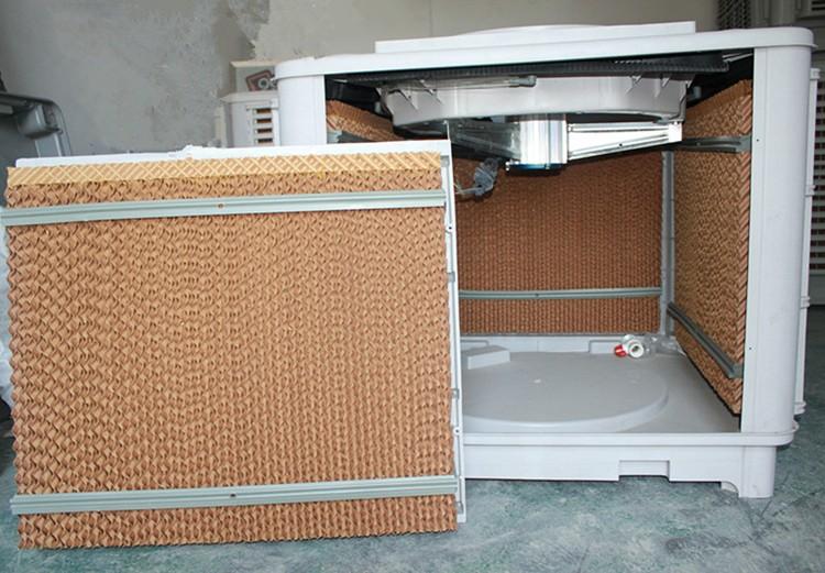 广绿水蒸发空调机怎么保养及注意事项
