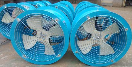 轴流风机分类 型号名称 用途和性能及相关参数
