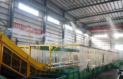 厂房车间降温设备的安装技术规范