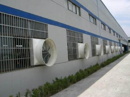 春季请提前做好夏季通风降温工程谋划