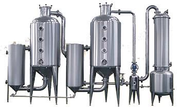 有机溶剂回收处理设备