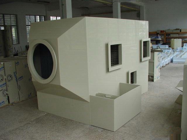 活性炭吸附箱-干式废气处理设备
