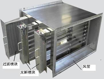 沥青废气处理设备-沥青废气净化机
