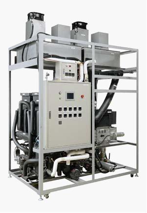 常压冷凝有机溶剂回收设备