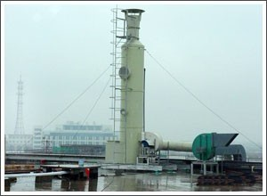 等离子工业废气净化塔