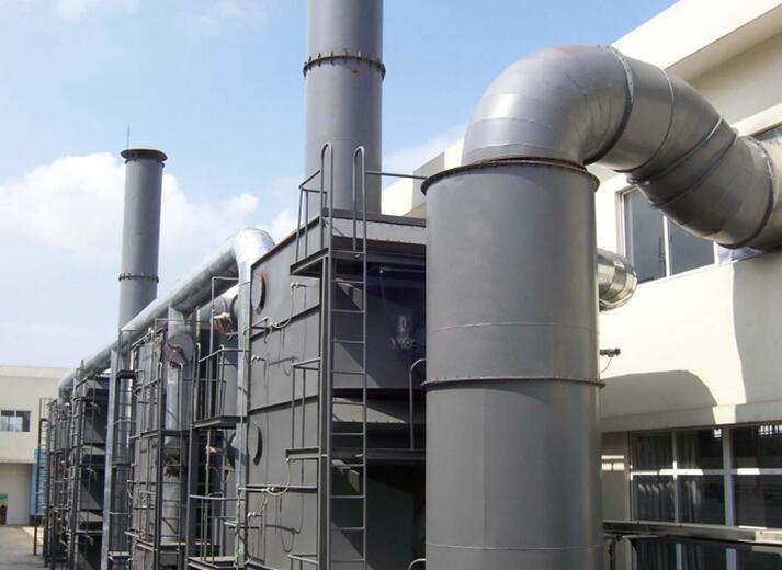 活性碳纤维有机废气吸附装置
