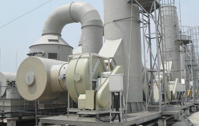 工业废气处理风机